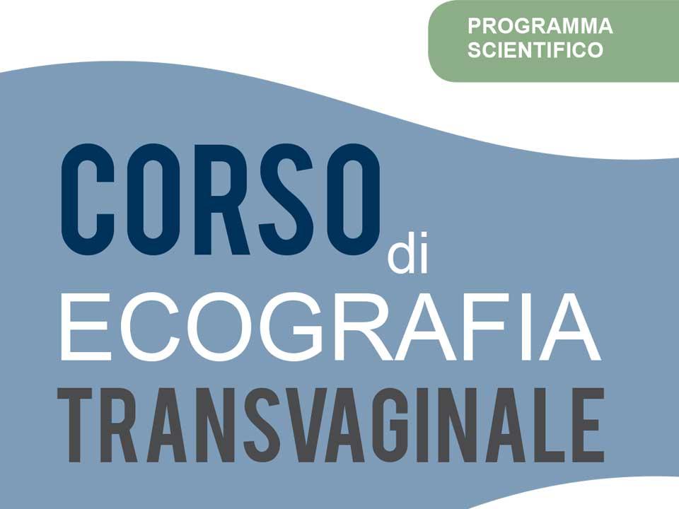 corso di ecografia transvaginale 2017